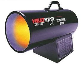 Heatstar HS125FAV Propane Heater