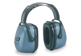 Howard Leight by Honeywell Clarity C3 Headband Sound Management Earmuffs