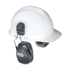 Howard Leight by Honeywell Leightning L3H Cap-Mounted Noise-Blocking Earmuffs