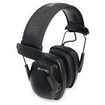 Howard Leight by Honeywell Sync Stereo Headband Radio Earmuffs