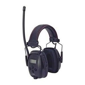 Howard Leight by Honeywell Sync Digital AM/FM Headband Radio Earmuffs