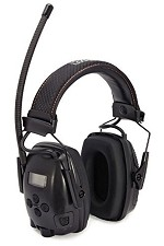 Howard Leight by Honeywell Sync Electo Headband Stereo Earmuffs