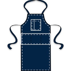 Honeywell General Purpose Denim Carpenter Apron