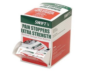 North by Honeywell Pain Stopper, Extra Strength Individual Packs