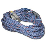 Miller by Honeywell 75 ft Synthetic Rope Lifeline
