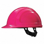 North by Honeywell Hot Pink North Zone Quick Fit Cap Style Hard Hat - 12 pk.