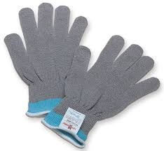 Honeywell Perfect Fit Dyneema Seamless Knit Gloves 13 gauge Gray - Size XS