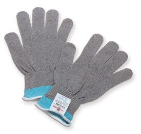 Honeywell Perfect Fit Dyneema Seamless Knit Spandex Gloves 13 gauge Gray - Size M