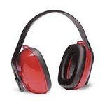 Howard Leight by Honeywell QM24+ Leightweight Passive Earmuffs