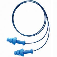 Howard Leight by Honeywell SmartFit Poly Corded Detectable Earplugs Polybag