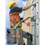 Miller by Honeywell 50 ft Vi-Go Ladder Climbing Safety System Kit