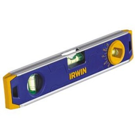 "Irwin 9"" Composite Magnetic Torpedo Level"