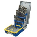 Irwin 29 pc. Turbomax Metal Index Drill Bit Set