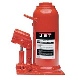 Jet 12-1/2 Ton Industrial Hydraulic Bottle Jack