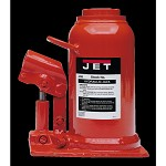 Jet 22-1/2 Ton Low Profile Industrial Hydraulic Bottle Jack