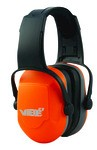 Jackson Safety H70 Vibe Orange Earmuffs