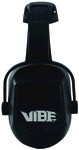 Jackson Safety Black NRR 27 Capmount Earmuffs-1 pk