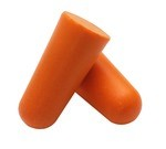 Jackson Safety H10 Uncorded Disposible Earplugs-Bulk Pack