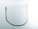 Jackson Safety 29079 Clear F30 Acetate Face Shield-24 pk