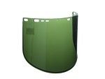 Jackson Safety 29086 Dark Green F40 Propionate Face Shield-12 pk