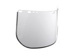 Jackson Safety 29096 Clear F20 Polycarbonate Face Shield-25 pk