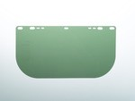 Jackson Safety 29101 Medium Green F10 PETG Face Shield-36 pk