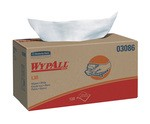 Kimberly-Clark WypAll L30 Pop-Up Box Wipers-White-10