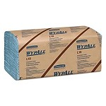 Kimberly-Clark WypAll L10 Banded Windshield 2-ply Wipers-9.3