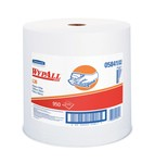 Kimberly-Clark WypAll L30 Jumbo Roll Wipers-White