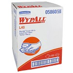 Kimberly-Clark WypAll L40 Roll in Box Dry-Up Towel-White