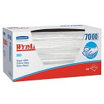 Kimberly-Clark WypAll X60 1/4 Fold Wipers-White-11