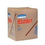 Kimberly-Clark WypAll L20 1/4 Fold 2-ply Wipers-12.5