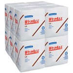 Kimberly-Clark WypAll L20 1/4 Fold 4-ply Wipers-12.5