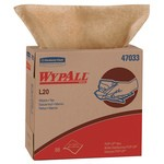 Kimberly-Clark WypAll L20 Pop-Up Box 2-ply Wipers-9.1