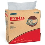 Kimberly-Clark WypAll L20 Pop-Up Box 4-ply Wipers-9.1