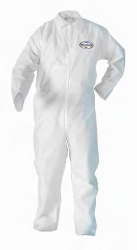 Kimberly-Clark A20 Breathable Particle Shell Coverall-L