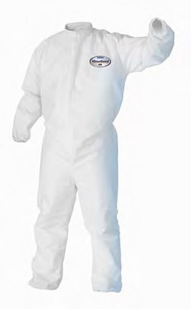 Kimberly-Clark A30 Breathable Splash & Particle Protection EWA Coverall-XL