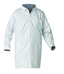 Kimberly-Clark A40 Liquid & Particle Protection 4-Snap Lab Coat-1XL