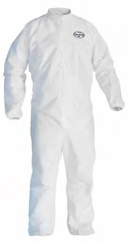 Kimberly-Clark A45 Liquid & Particle Protection Surface Prep & Paint EWA Coverall-L