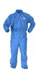 Kimberly-Clark A60 Bloodbourne Pathogen & Chemical Protection EWA Coverall-L