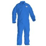 Kimberly-Clark A60 Bloodbourne Pathogen & Chemical Protection Shell Coverall-L