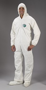 Lakeland 07414 Pyrolon Plus 2 Coverall - 25 pk.