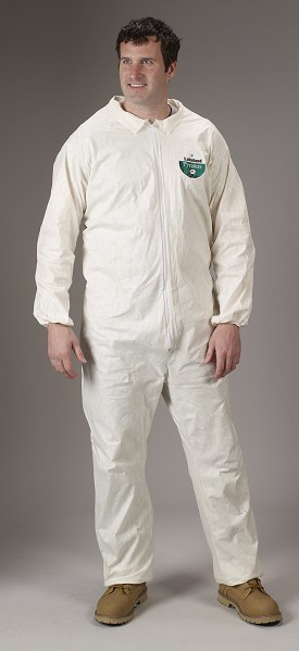 Lakeland 07417 Pyrolon Plus 2 Coverall - 25 pk.