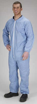 Lakeland 07417B Pyrolon Plus 2 Coverall-25 pk