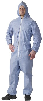 Lakeland 07428 Pyrolon Plus 2 Coverall-25 pk