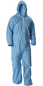 Lakeland 07428B Pyrolon Plus 2 Coverall-25 pk