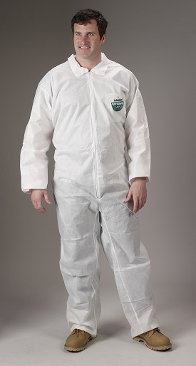 Lakeland C8412 SafeGard SMS Coverall-25 pk