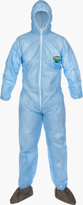 Lakeland C8414 SafeGard SMS Coverall - 25 pk.