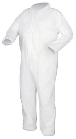 River City 1.25 oz Coverall-White-2XLarge