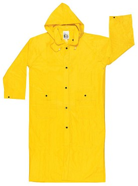 "River City Wizard LF Yellow 49"" Coat-5XLarge"